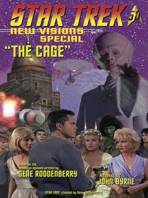 cover image of Star Trek: New Visions Special: The Cage