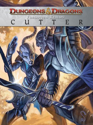 cover image of Dungeons & Dragons: Cutter