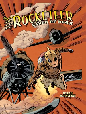 cover image of The Rocketeer: Cargo of Doom