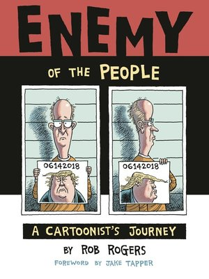 cover image of Enemy of the People: A Cartoonist's Journey