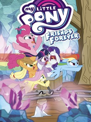 cover image of My Little Pony: Friends Forever (2014), Volume 8