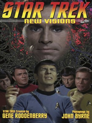 cover image of Star Trek: New Visions, Volume 4