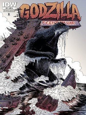 cover image of Godzilla: Half Century War (2012), Issue 5