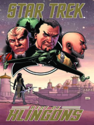 cover image of Star Trek: Best of Klingons