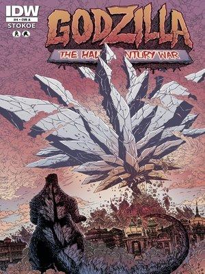 cover image of Godzilla: Half Century War (2012), Issue 4