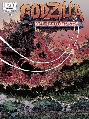 cover image of Godzilla: Half Century War (2012), Issue 2