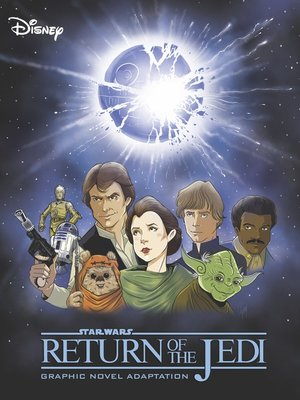 cover image of Star Wars: Return of the Jedi Graphic Novel Adaptation