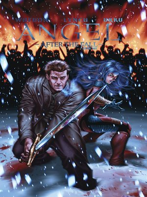 cover image of Angel: After The Fall, Volume 3