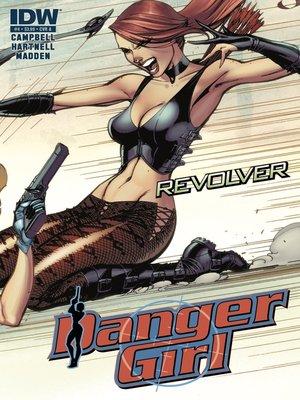 cover image of Danger Girl: Revolver (2012), Issue 4