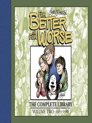 cover image of For Better or For Worse: The Complete Library, Volume 2