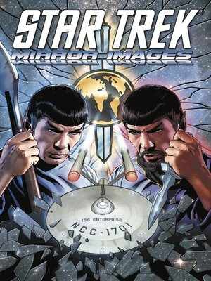 cover image of Star Trek: Mirror Images