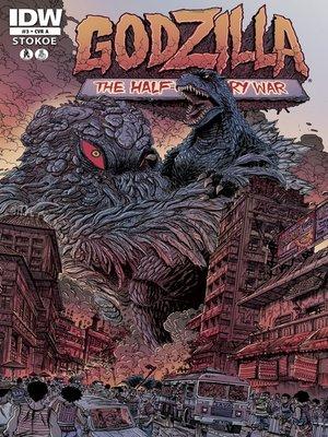 cover image of Godzilla: Half Century War (2012), Issue 3