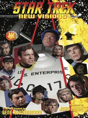 cover image of Star Trek: New Visions, Volume 1