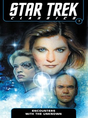 cover image of Star Trek Classics, Volume 3
