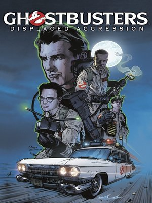 cover image of Ghostbusters: Displaced Aggression