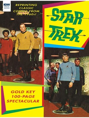 cover image of Star Trek Gold Key 100-page Spectacular