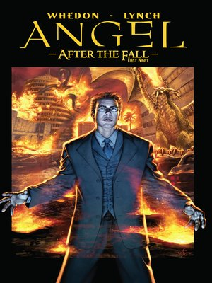 cover image of Angel: After The Fall, Volume 2