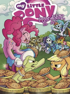 cover image of My Little Pony: Friendship is Magic (2012), Volume 8