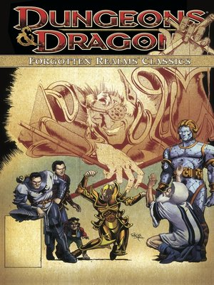 cover image of Dungeons & Dragons: Forgotten Realms Classics, Volume 3