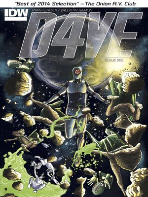 cover image of D4VE (2015), Issue 5