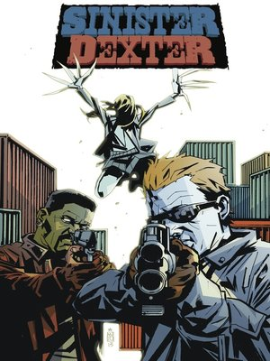 cover image of Sinister Dexter