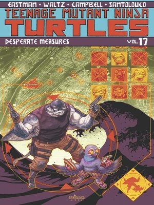 cover image of Teenage Mutant Ninja Turtles (2011), Volume 17