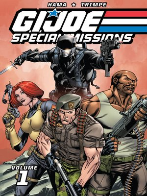 cover image of G.I. Joe: Special Missions, Volume 1