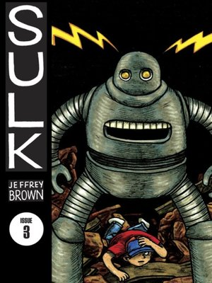 cover image of Sulk (2008), Volume 3