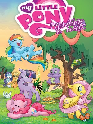 cover image of My Little Pony: Friendship is Magic, Volume 1