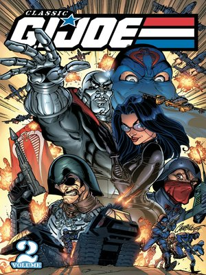 cover image of Classic G.I. Joe, Volume 2