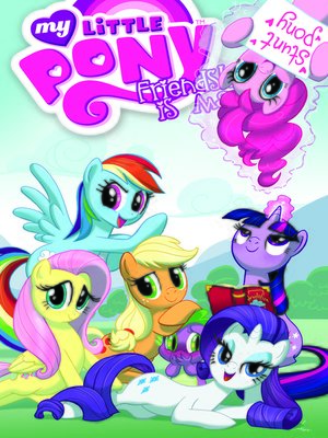 cover image of My Little Pony: Friendship is Magic, Volume 2