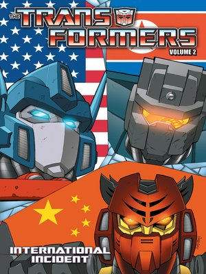 cover image of Transformers, Volume 2