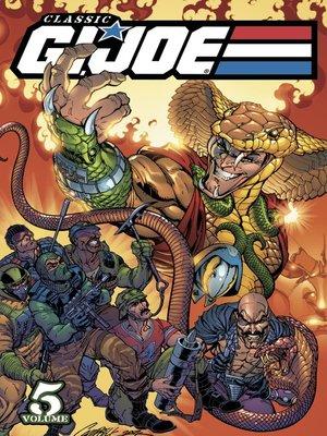 cover image of Classic G.I. Joe, Volume 5