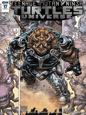 cover image of Teenage Mutant Ninja Turtles Universe (2016), Issue 17