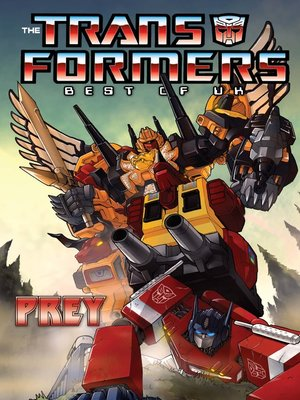 cover image of Transformers: Best of UK - Prey
