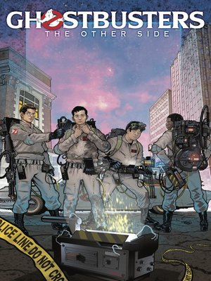 cover image of Ghostbusters: The Other Side
