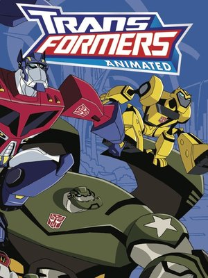 cover image of Transformers: Animated (2008), Volume 1