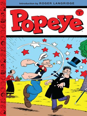 cover image of Popeye, Volume 1