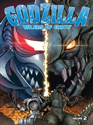 cover image of Godzilla: Rulers of Earth, Volume 2
