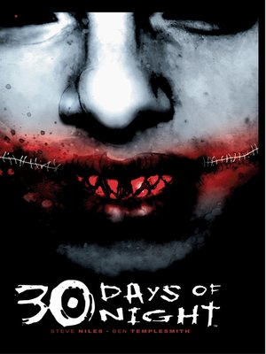 cover image of 30 Days of Night