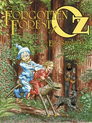cover image of The Forgotten Forst of Oz