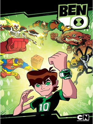 cover image of Ben 10, Volume 1