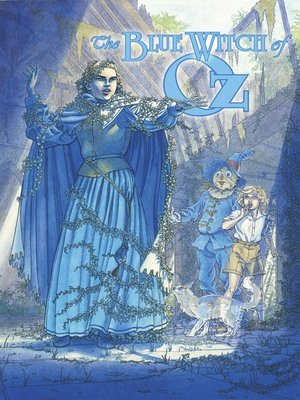 cover image of The Blue Witch of Oz