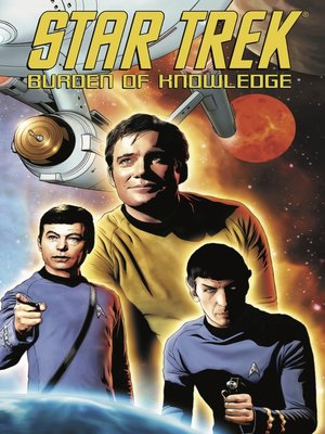 cover image of Star Trek: Burden of Knowledge
