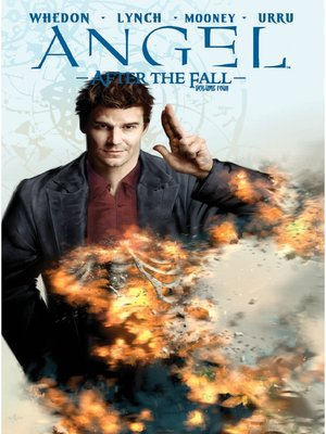 cover image of Angel: After The Fall, Volume 4