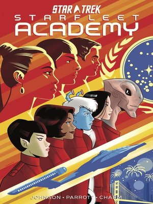 cover image of Star Trek: Starfleet Academy