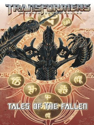 cover image of Transformers: Tales of the Fallen