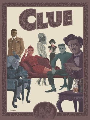 cover image of Clue
