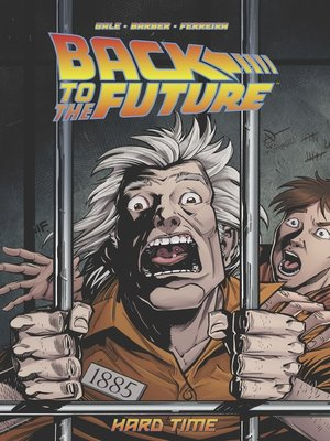 cover image of Back to the Future (2015), Volume 4