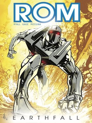 cover image of ROM (2016), Volume 1